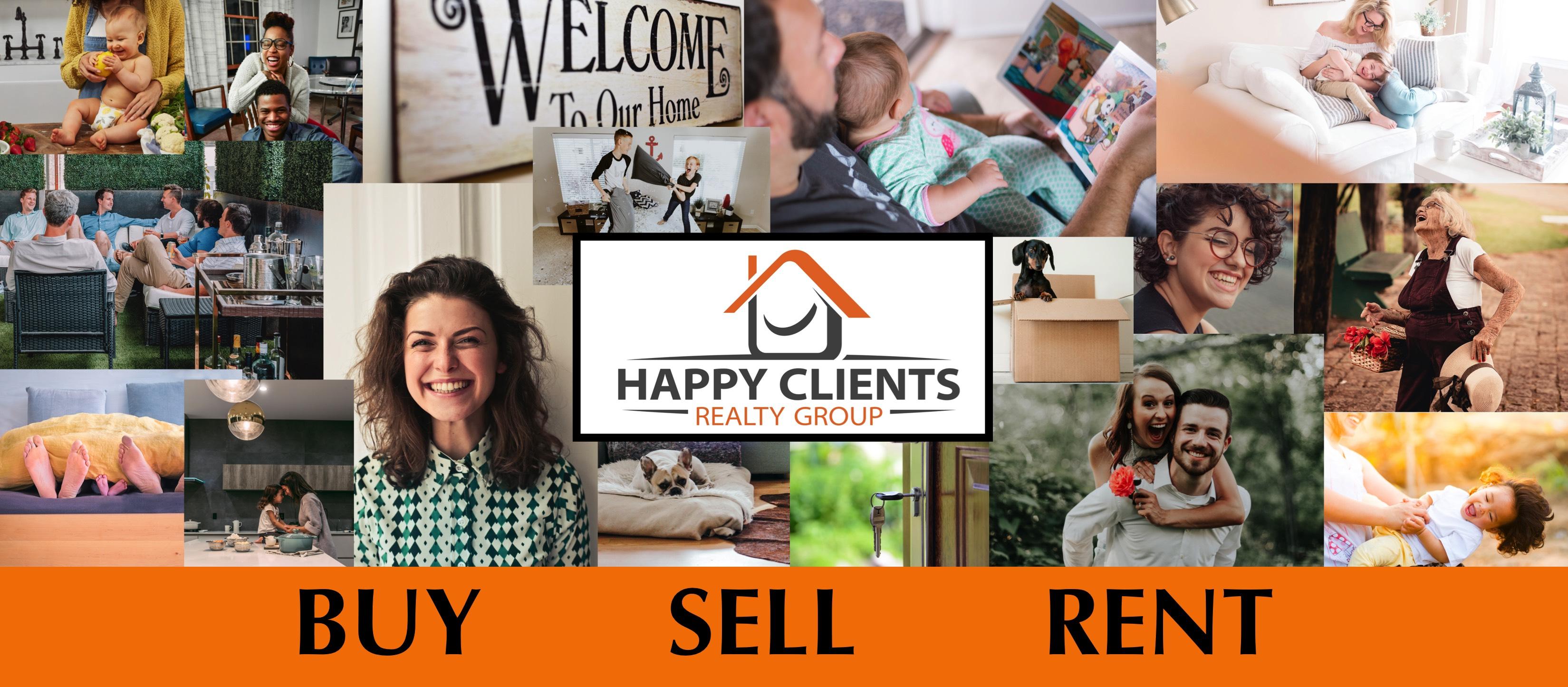 Happy Clients Realty Group – Ali Palacios